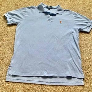 Polo Ralph Lauren men size Large Blue Polo shirt